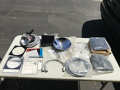 Norman 200B Portable Lighting Kit Parts! A Lot! Extra Parts! New & Used! VTG!