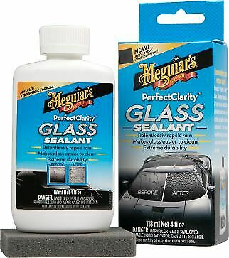 Meguiar's G8504EU Perfect Clarity Glass Sealant, Glasversiegelung