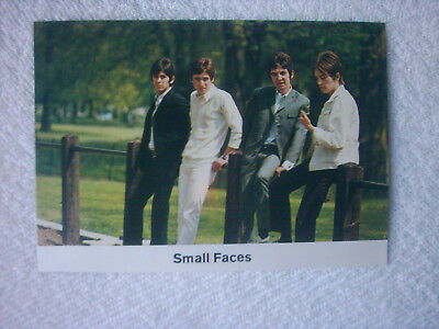 THE SMALL FACES - Starkarte Starcard 60th Germany mega