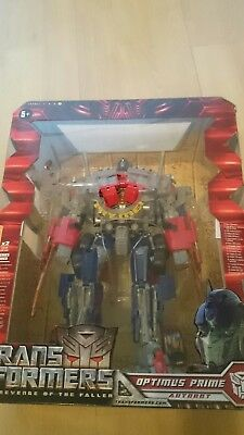 transformers optimus prime figur revenge of the fallen
