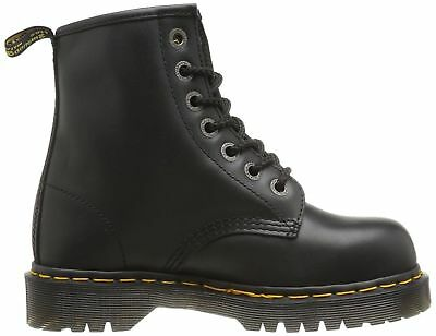 Docs Dr Martens Icon 7B10 7-Eyelet Steel Toe Cap Safety Work Boots UK 10 1a498d320b86