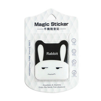 Washable Magic Sticker Reusable Removable for Cell Phone Remote Controller