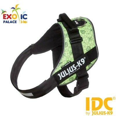 Julius-K9 Idc Powerharness Attila Hug Pettorina Per Cane In Nylon Resistente Dog