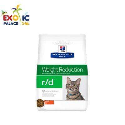 HILL'S WEIGHT REDUCTION R/D 1,5kg CROCCHETTE CIBO SECCO ALIMENTO PER GATTO DIETA