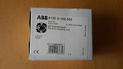 ABB 6120 U-102-500 UP-Busankoppler 6120-0-0065