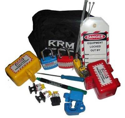 Krm Loto - Mini Electrician Waist Pouch Kit