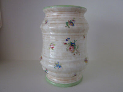 Vintage Crown Ducal Pottery Vase 2633 Picclick