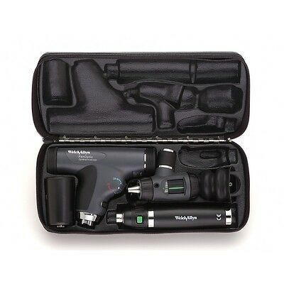 Welch Allyn LITHIUM Panoptic Diagnostic Set W/ Handle/MacroviewOtoscope