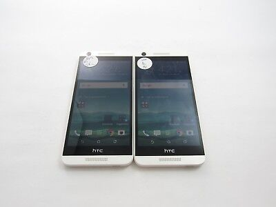 Lot of 2 HTC Desire626 OPM9200 BoostMobile/Unknown CheckIMEI GoodCondition 4-616