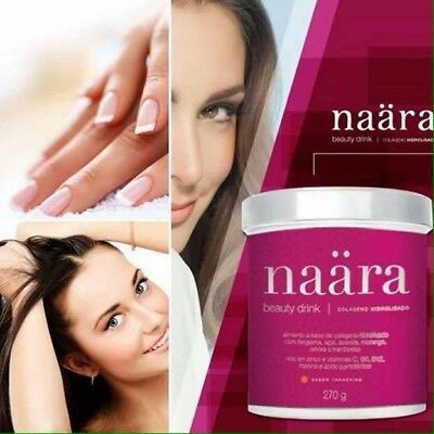 Collagen Superfashion for strengthening hair and nails NAARA Original