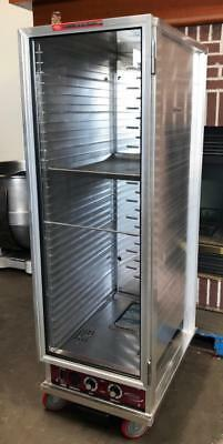 New Win-Holt Nhpl-1836 Bakery Equipment Mobile Heated Holding Proofing Cabinet