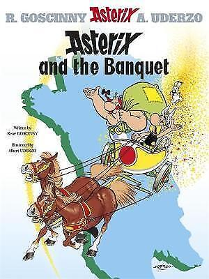Very Good, Asterix and the banquet, Goscinny, R, Book