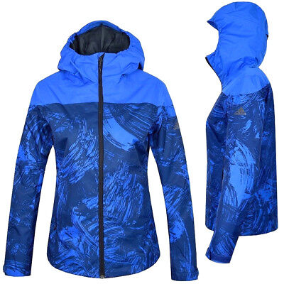 Adidas Performance Wandertag Damen Outdoorjacke Trekking Jacket Rain