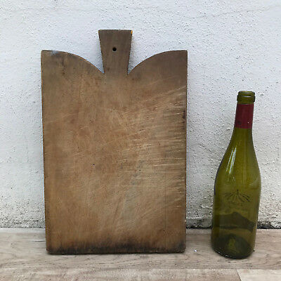 Antique Vintage French Bread Or Chopping Cutting Board Wood 14061815