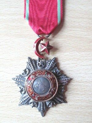 Order of the Medjidie   -  Ottoman Empire Medal