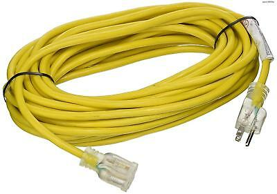 DuroMax 50-Foot 14 Gauge Single Tap Extension Power Cord XPC14050Aduromaxpower_X