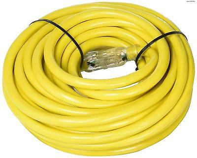 DuroMax 50-Foot 10 Gauge Single Tap Extension Power Cord XPC10050Aduromaxpower_X