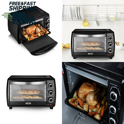 tower t14012 mini oven 23 l 1500w in black brand new. Black Bedroom Furniture Sets. Home Design Ideas