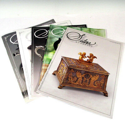 Silver Magazine Antique Sterling Silver 5 issues 2014