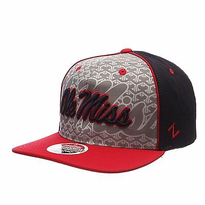 in stock 4fda5 95736 ... order mississippi ole miss rebels zephyr ncaa reflector adjustable snapback  cap hat b5b8e 01daa