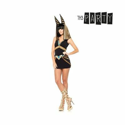Costume per Adulti Th3 Party Dea anubi Taglia:S/M Th3 Party