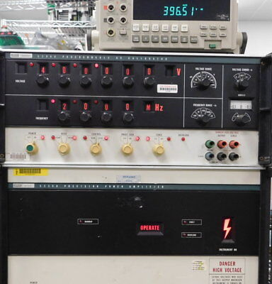 Fluke 5215A Precision Power Amplifier, Fully Operational