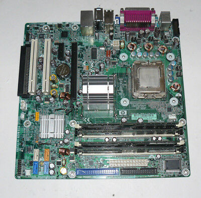 HP Compaq dc7600 Mainboard + Intel Pentium 4 541 CPU + 2 GB DDR2 PC2-5300