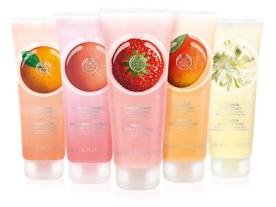 The Body Shop FRESH BODY SORBET RANGE 200ml ( Selection Of Different Scent )