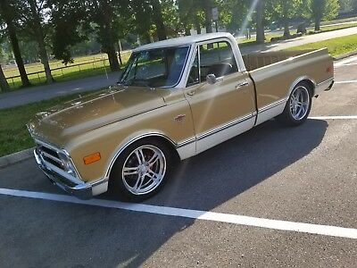 1968 Chevrolet C-10  1968 Chevrolet C10 - Beautiful and fresh frame off build.  Stunning truck!