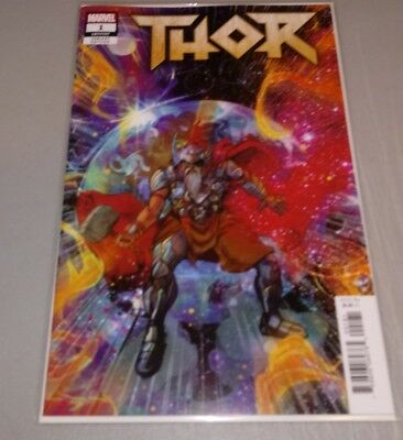 THOR #1 1:25 WARD VARIANT COVER Marvel Legacy #707 NM