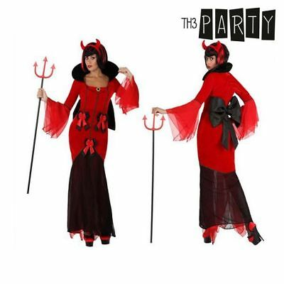 Costume per Adulti Th3 Party Diavolo donna Taglia:XS/S Th3 Party