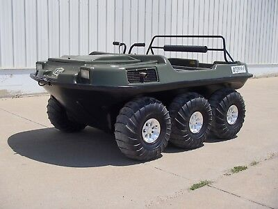 Argo 6X6 Amphibious Atv Only 216 Hrs!! Hi/lo With Reverse Awesome $4295 No Reser