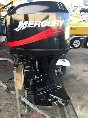 40hp Mercury Outboard Motor