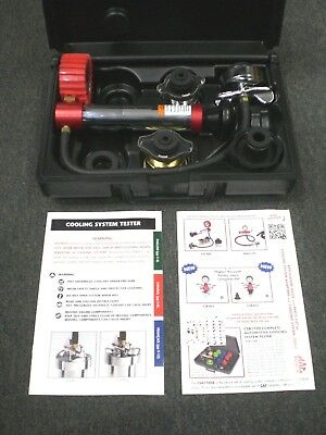 Mac Tools CST500 Cooling System Pressure Tester LOOK!!!