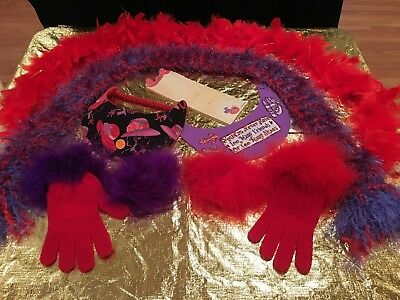 Red Hat Society Boa, Gloves, Visors, etc.