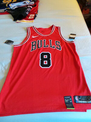huge selection of 2c05c 6a2f3 NIKE AUTHENTIC CHICAGO Bulls Zach Lavine Aeroswift Jersey NEW NWT sz 52 XL