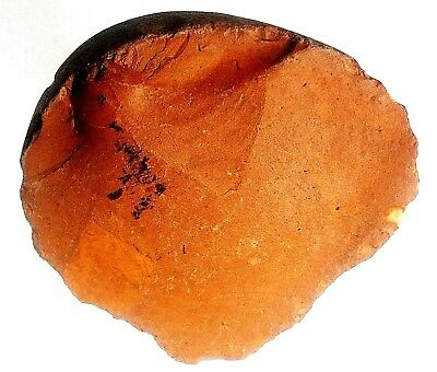 199 gr. Flint Stone Hand Axe Tool at Early Elaboration Neanderthal Paleolithic