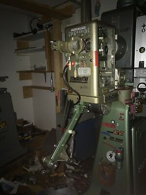 Hortson Century VINTAGE 16mm/35mm film PROJECTORS + MORE &VERY RARE WORKING NICE