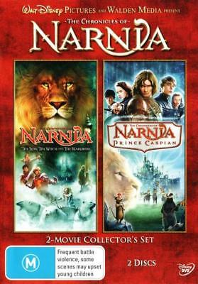 The Chronicles of Narnia: The Lion, the Witch and the Wardr - DVD (NEW & SEALED)