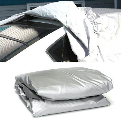 Full Auto Cover for SUV Van Truck In Out Door Dust WaterProof UV Ray Snow Rain