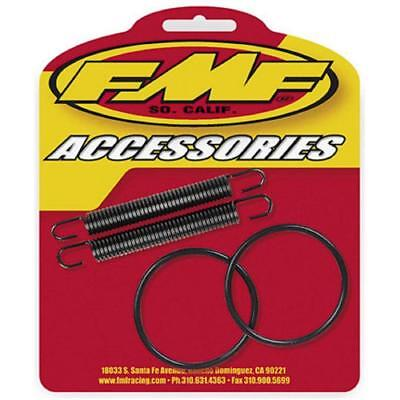 New Fmf Exhaust Springs + Oring Rubber Seals Gasket Kawasaki Kx125 95-02 Kx 125