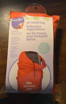 Babies R Us Air Travel Gate Check Bag for LARGE Strollers