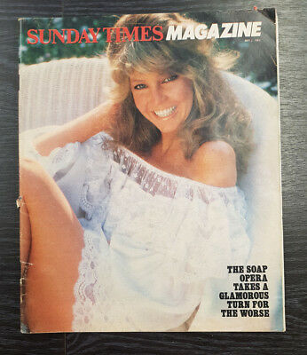 The Sunday Times Magazine, Pamela Bellwood, May 2nd 1982