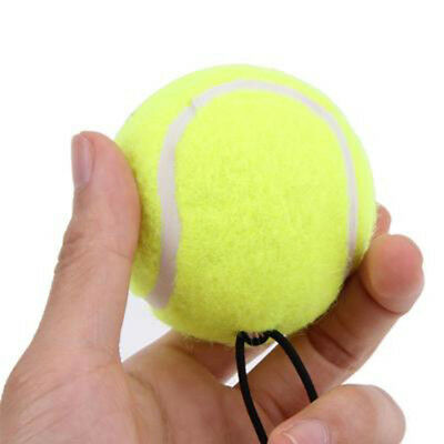 Perfeclan Tennis Ball with String Trainer Rebound Practice Ball Replacement