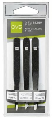 QVS Trio Tweezer Set