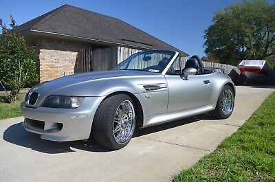 2000 BMW M Roadster & Coupe  2000 BMW M Roadster 3.2l