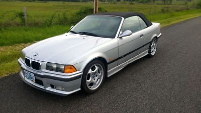 1999 BMW 3-Series convertible 1999 BMW m3 5 speed convertible with optional hard top!
