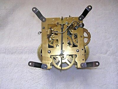 Clock  Parts ,  Brass  Clock Movement   Gwo