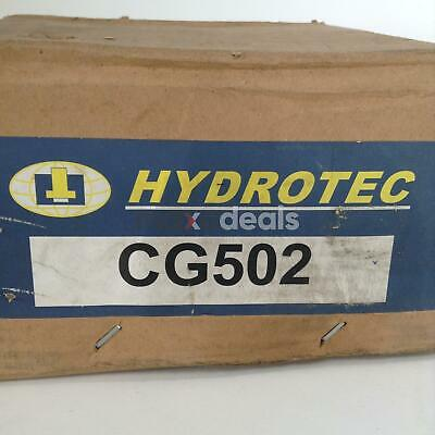 Hydrotec CG502 CG-502 Single Acting Solid Plunger Cylinder NFP Sealed