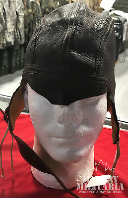 WW2 USA NAVY type 1092, with Chin Cup Leather Helmet  (inv12531)